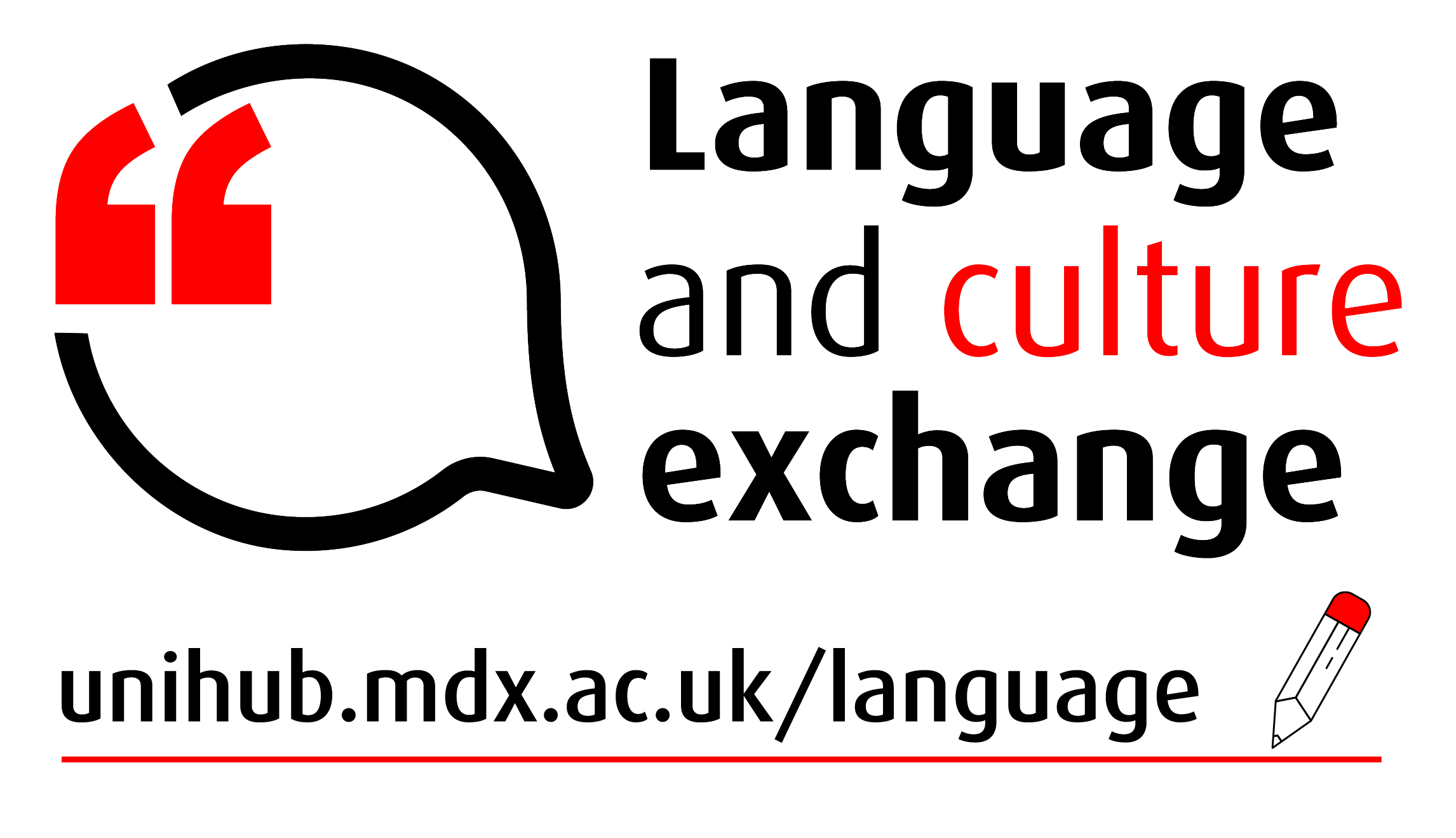 Langauge and Culture Exchange Logo image